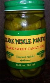 Ozark Sweet & Tangy Dill