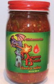 Dragons Breath Salsa (HOT)